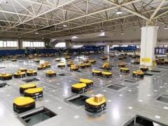 物流机器人市场规模和物流机